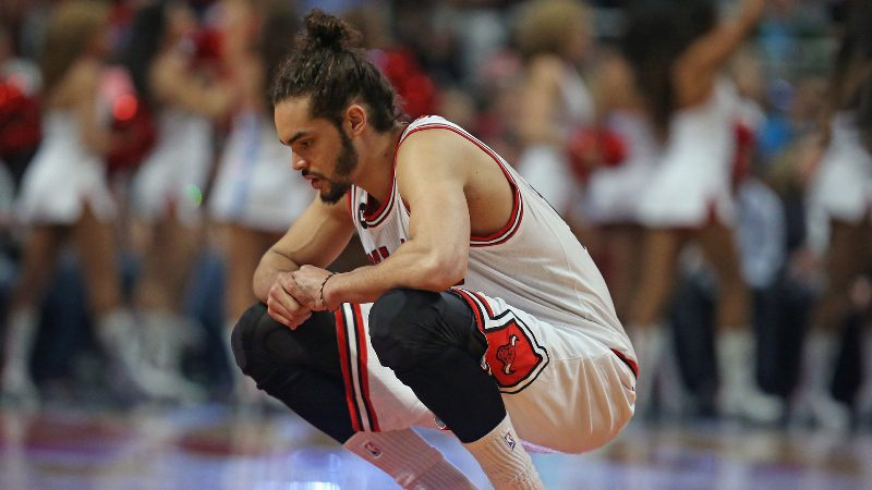 Joakim Noah [New York Knicks]