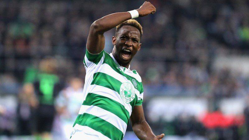 Ousmane Dembele of Celtic
