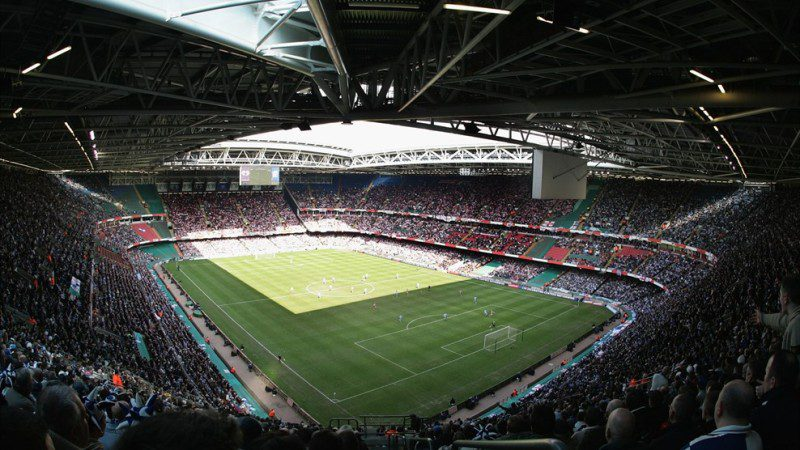 The National Stadium of Wales