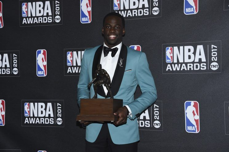 Draymond Green [NBA Defensive Player of the Year]