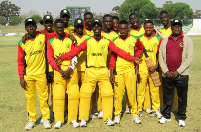 Ghana Cricket team
