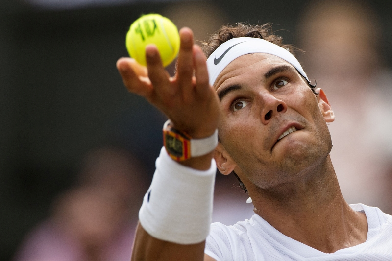 Rafael Nadal [Wimbledon]
