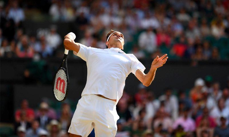 Roger Federer [Wimbledon Open]