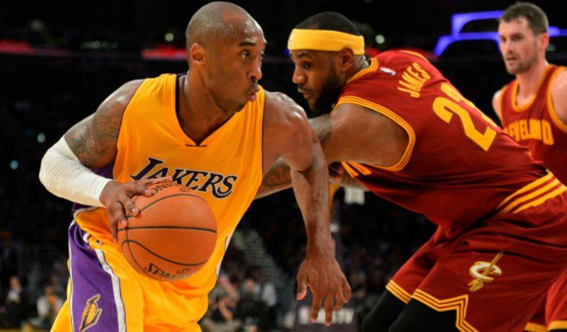 Kobe-LeBron