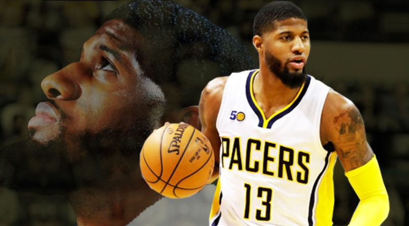 Paul George [Indiana Pacers]