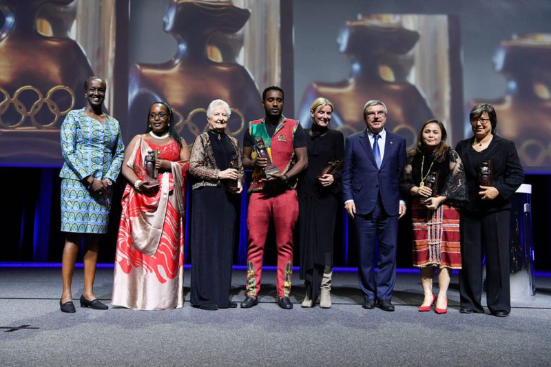 Rwanda to host the 2017 Advancing Women in Leadership Forum for Africa and Asia