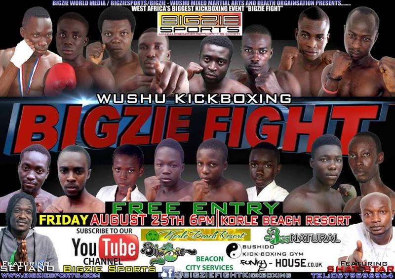bigzie fight 2017