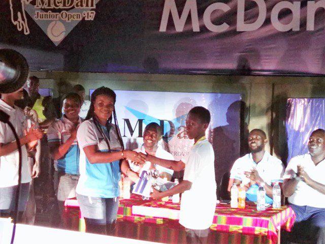 McDan Open Junior Championship