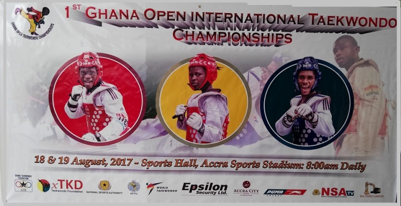 1st Ghana Open Taekwondo Championship
