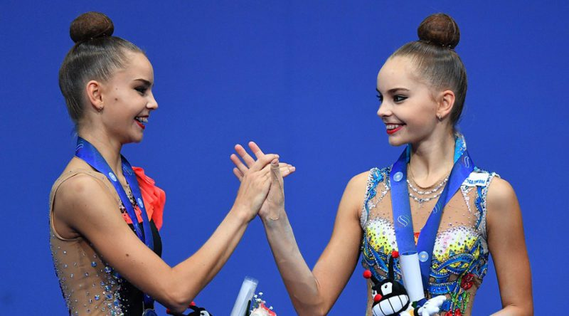 Arina and Dina Averina