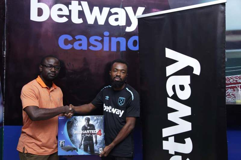 Betway FIFA 18 Experiential