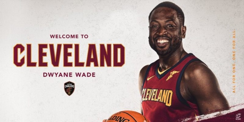 Dwyane Wade [Cleveland Caveliers]