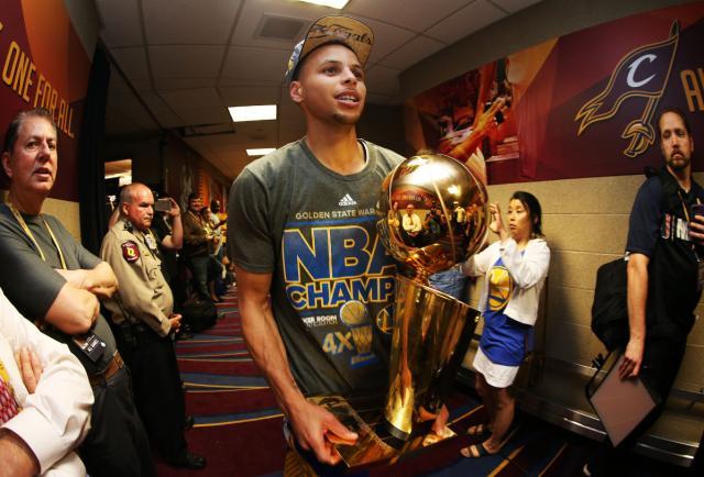 Golden State Warriors [2017 NBA Champions]