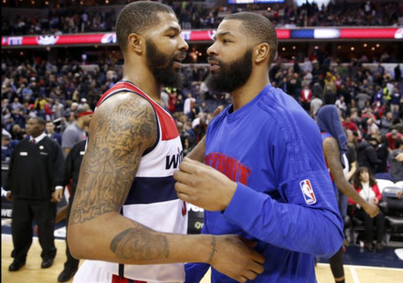 Marcus and Markieff Morris