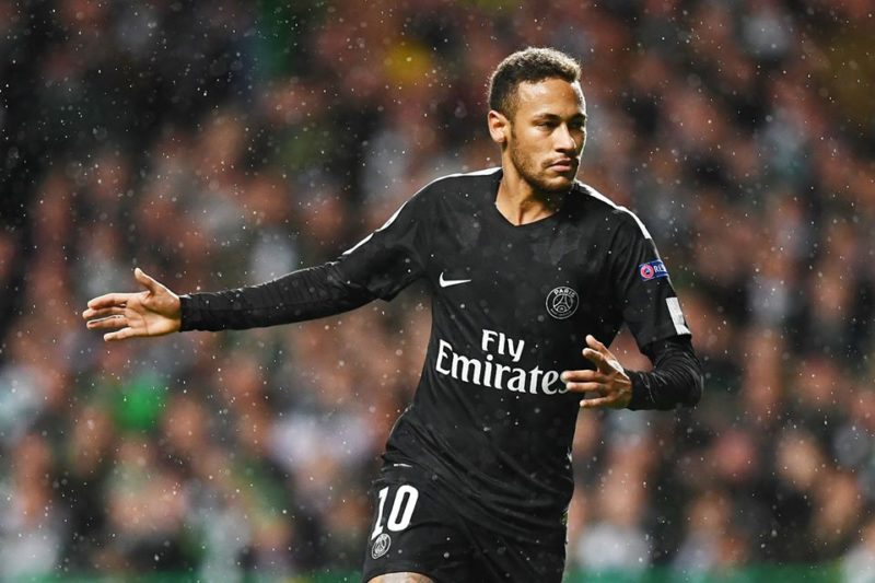Neymar, the most expensive player among the CMN