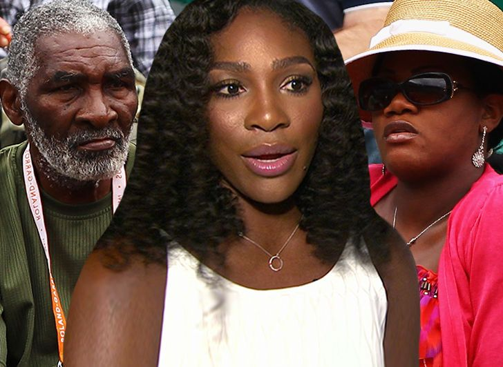 Richard Williams, Serena and Lakeisha