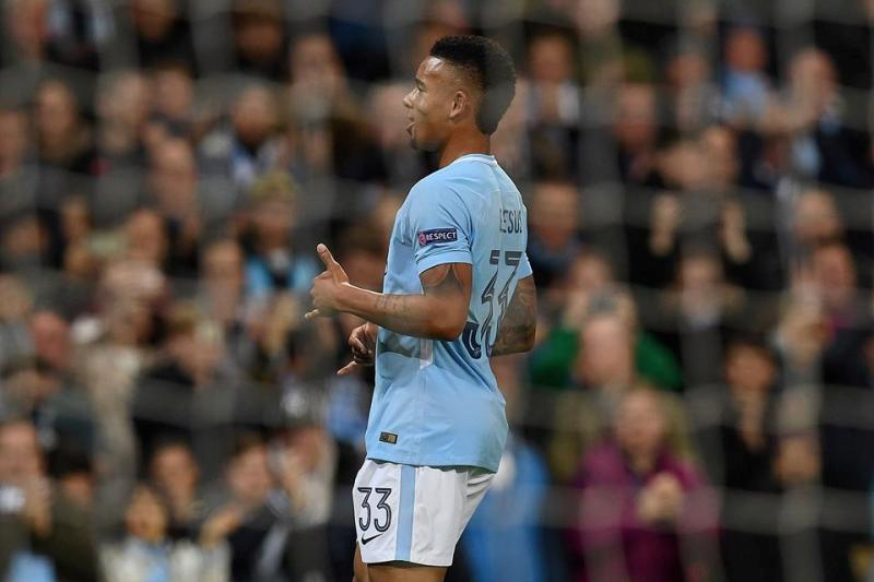 Gabriel Jesus [Man City]