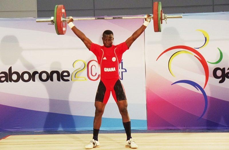 Ghana's Christian Amoah