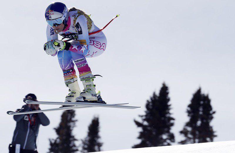 Lindsey Vonn [American Skier]