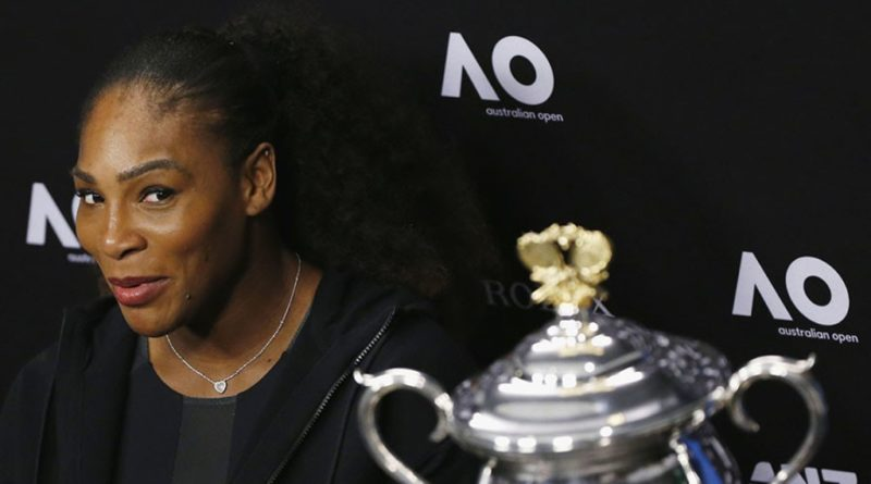 Serena Williams soon to return