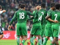 Iwobi dazzles as Nigeria beat Argentina