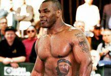 Mike 'Iron' Tyson
