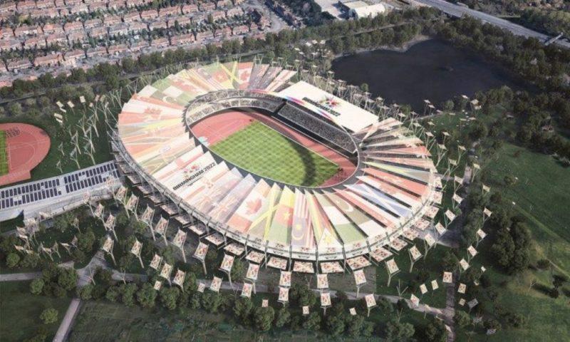 Alexander Stadium in Birmingham [England] to host the 2022 Commonwealth Games