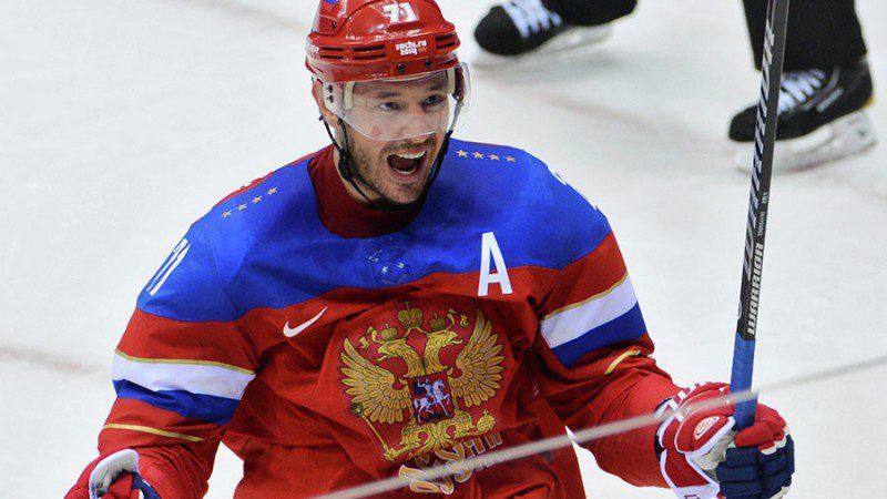Ilya Kovalchuk [Russia]