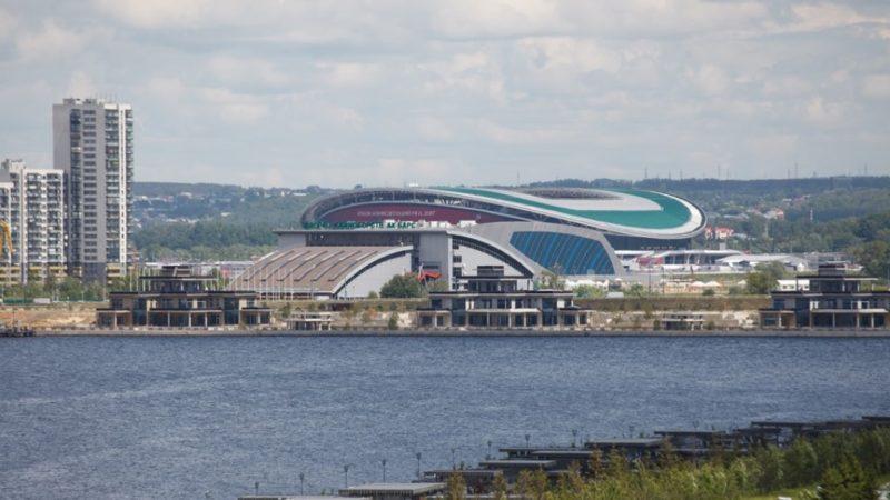 Kazan Arena, Russia