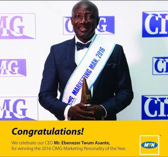 Mr. Ebenezer Twum Asante
