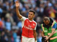 Alexis Sanchez on his way out of Arsenal