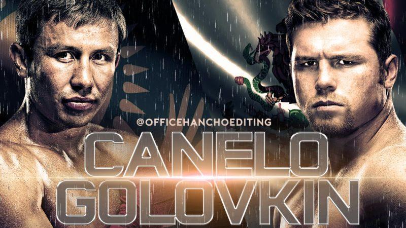 Canelo vs Golovkin II