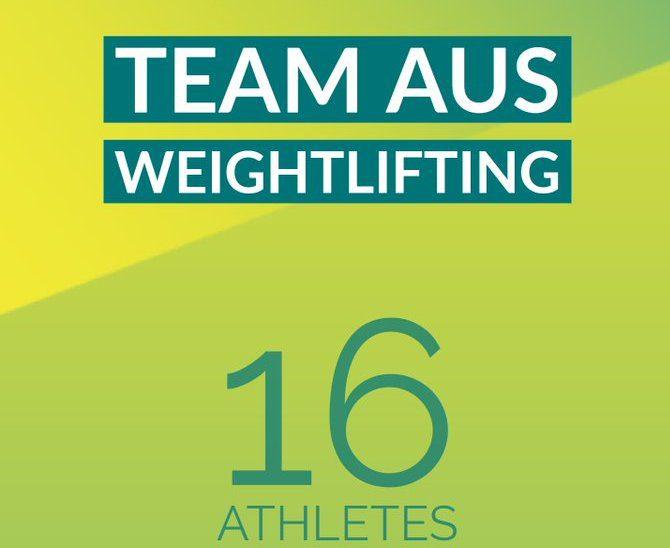 Team Australia [Weightlifting]