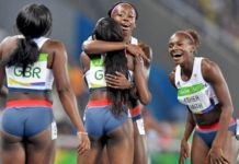Team GB women grabs bronze, Rio 2016