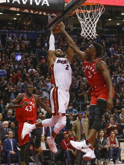 Wayne Ellington [Miami Heat guard]