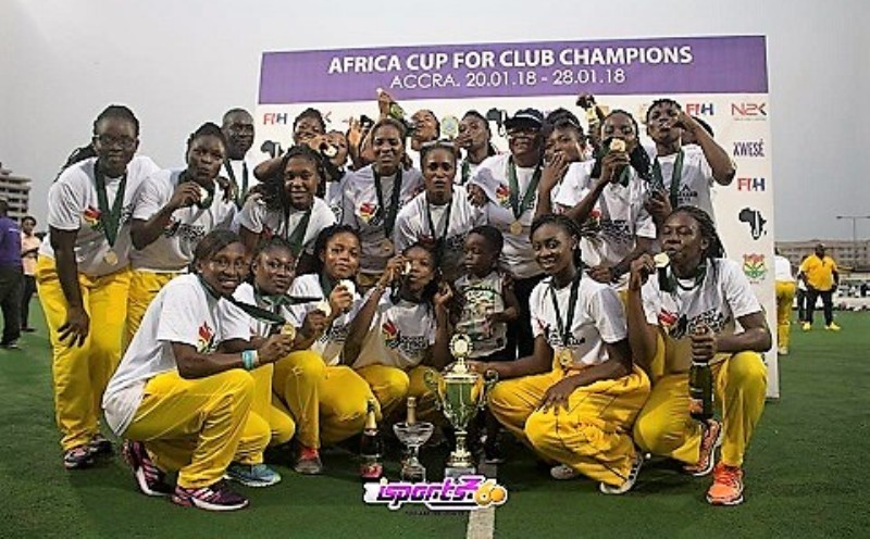 African Hockey Club championship