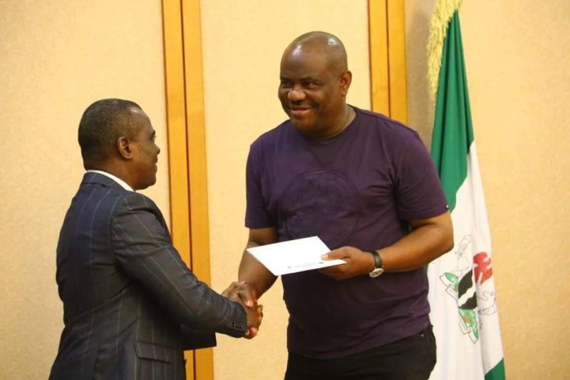 Governor of Rivers State - Nyesom Wike