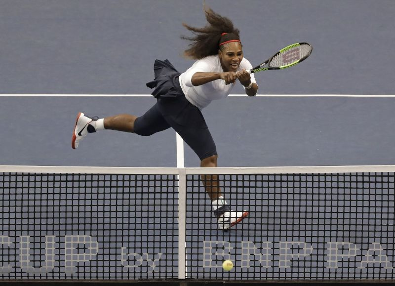 Serena Williams [Fed Cup]