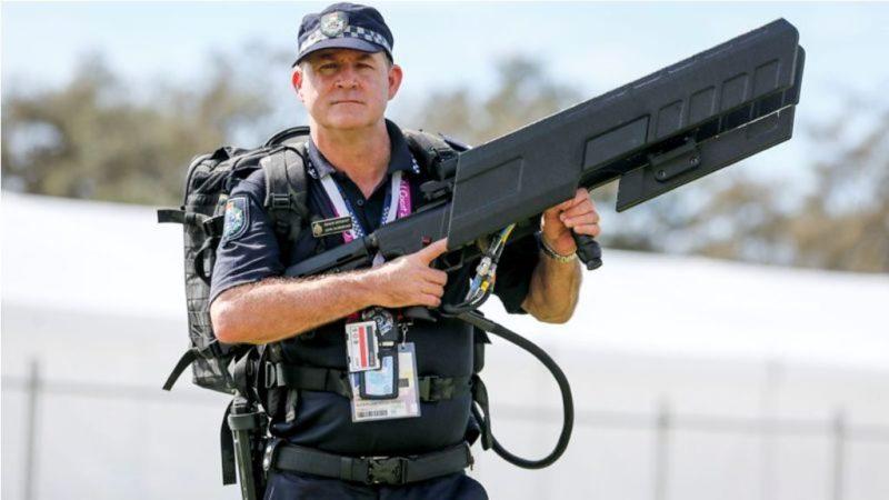 A Queensland Police Officer