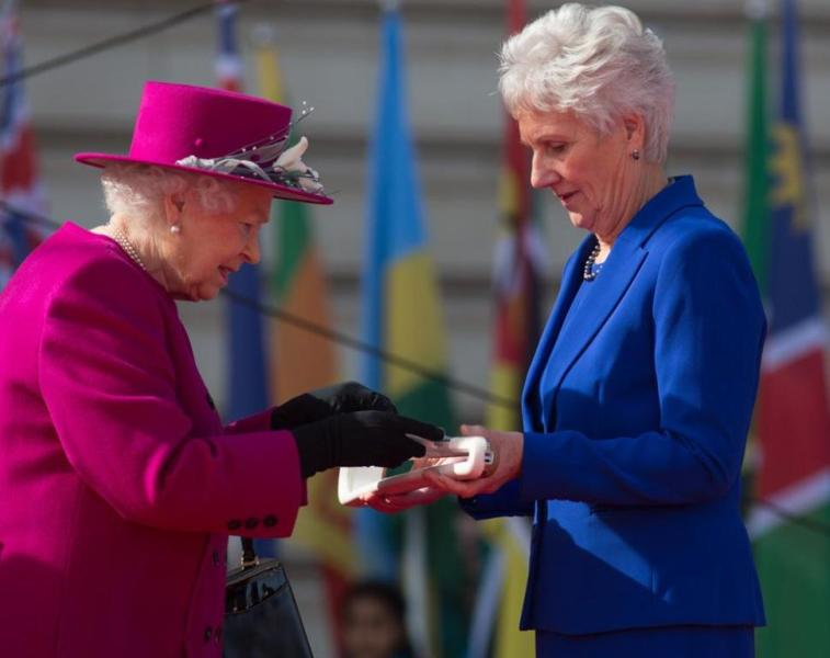 The Queen's message on Commonwealth Day