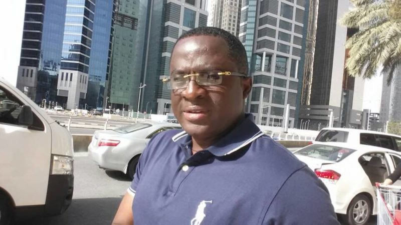 Ben Nunoo Mensah [President, Ghana Olympic Committee]
