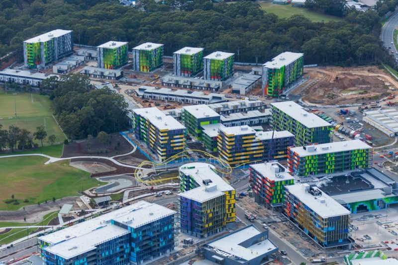 GC2018 Commonwealth Games Village