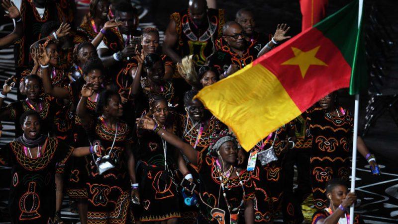 Team Cameroon [Gold Coast 2018]
