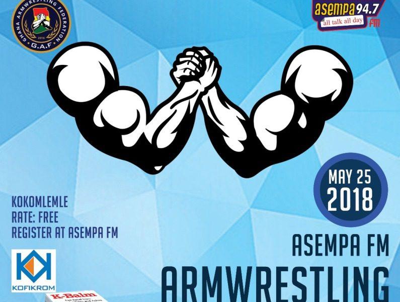 Asempa FM Armwrestling