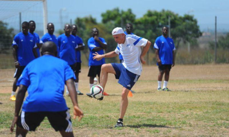 Grassroot FIFA training