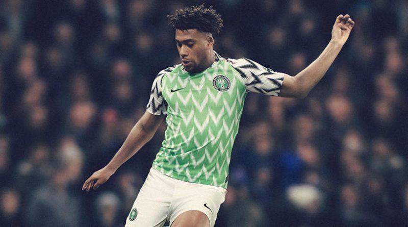 Alex Iwobi [Nigeria]