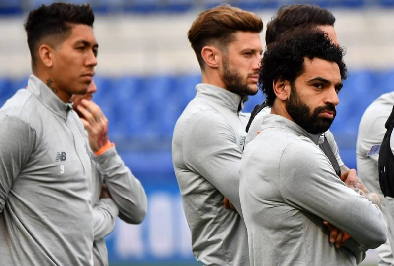 Mo Salah and his Liverpool army