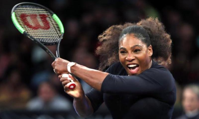 Serena Williams was the No. 1 player in the world