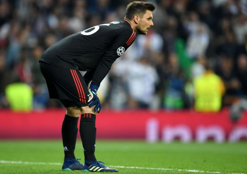 Sven Ulreich commits blunder as Madrid reaches 3rd straight final