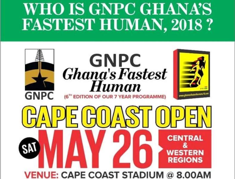 GNPC Ghana Fast Human